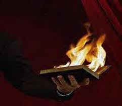 MorbidbookS. Publishing and Mongering Books that should be Burned. Burn, Baby, Burn...