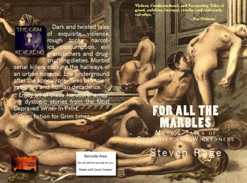 'Cick' on the infamous 'banned' cover for more MorbidbookS that should also be banned...