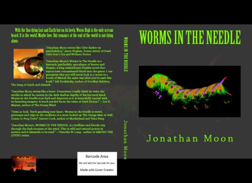 'click' the image to follow the neon worm road.