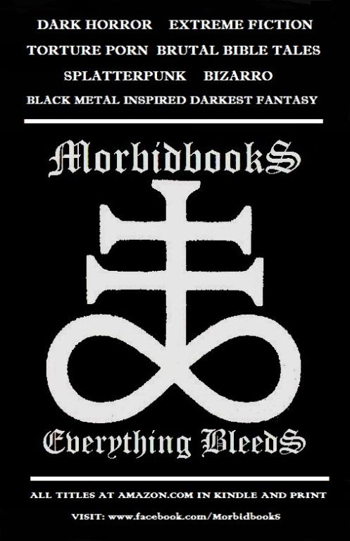 'CLICK' for MorbidbookS on Amazon.com.